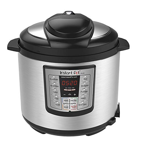 Instant Pot LUX60V3 V3 6 Qt 6-in-1 Multi-Use Programmable Pressure Cooker, Slow...