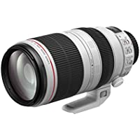 Canon EF 100-400mm f/4.5-5.6 L IS II USM Telephoto Zoom Lens with 3 Filters + Tripod + Kit for EOS 6D, 70D, 7D 5D Mark II III, Rebel T3, T3i, T4i, T5, T5i, SL1 DSLR Cameras