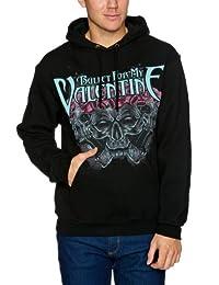 Bullet For My Valentine Men's Crown of Hooded Sweatshirt Black