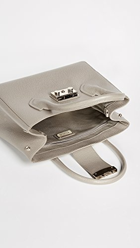 hand Metropolis bag brown small Furla TX5qxF5