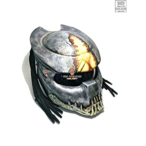 Berserker Predator Motorcycle Dot Helmet SY03 by Pro Predator Helmet … 41uC3CQlXXL