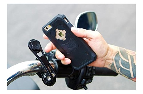 RokForm Polished Aluminum Motorcycle Mount by Rokform (Image #3)