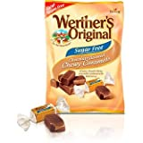 Werther's Original Sugar Free Chocolate Chewy Caramels 78 g, Diabetic, Low Carb
