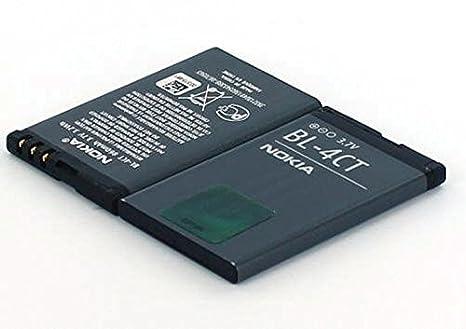 Nokia - Batería original para Nokia x3|5630 Xpress music|7230|rm de 303 equivalente a tipo de batería BL-4CT: Amazon.es: Electrónica