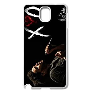 FOR Samsung Galaxy NOTE3 Case Cover -(DXJ PHONE CASE)-The Weeknd - Love Music-PATTERN 4