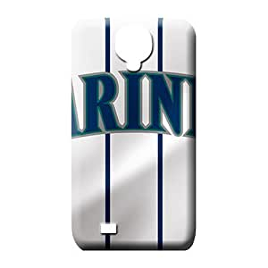 samsung galaxy s4 Durability Perfect Cases Covers For phone phone cover skin seattle mariners mlb baseball