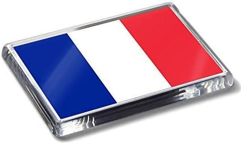 Imán para Nevera con diseño de la Bandera de Francia: Amazon.es: Hogar