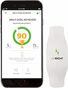 UPRIGHT PRO | Smart Wearable Posture Trainer with Free IOS and Android App