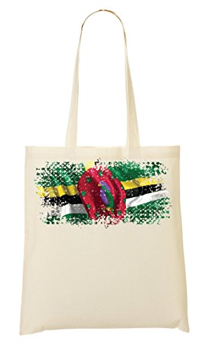 Nationality To Roseau Nice Country Sac Sac Dominica provisions Fourre Series Flag tout à wpfCqxn1t