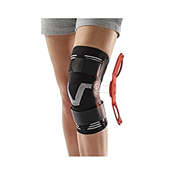 ec8d239336 Stabilax Knitted Hinged Knee Support (Large): Amazon.co.uk: Health & Personal  Care
