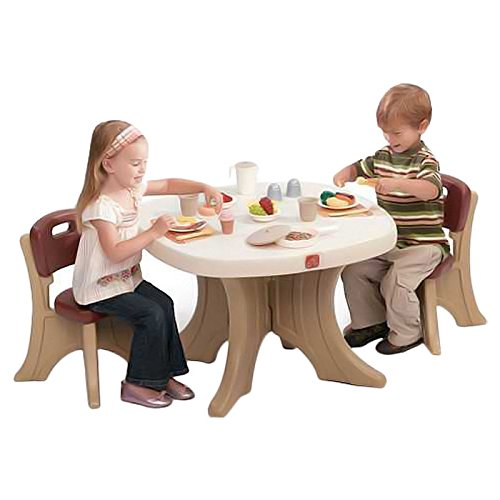 High Quality and Durable Kid Table - Perfectly Safe for You and Your Loved Ones.