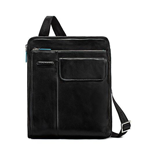 Piquadro Body bag Blue Square CA1815B2 nero