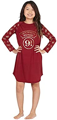 Harry Potter 9 3/4 Hogwarts Express Raglan Nightgown