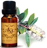 Tea Tree Pure Essential Oil 100% (Australia) (Melaleuca alternifolia) (Earthy Scent) 100 ml (3 1/3 Fl Oz) Premium Grade-Beauty