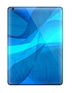 Snap-on Awesome Case Cover Skin Compatible With Ipad Air