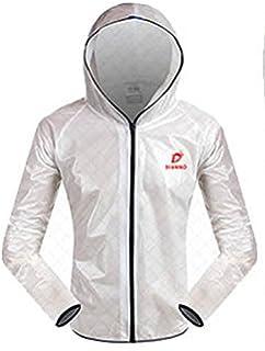 Dianno Ultralight(6 oz) Waterproof Rain Jacket/Skin Coat. 3 colors for