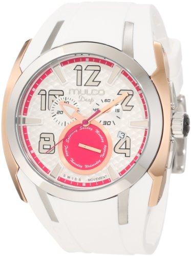 Mulco Unisex MW1-17186-018 Deep Shark Chronograph Swiss Movement Watch