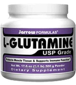 Jarrow Formulas L-Glutamine - 17.6 oz