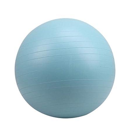 SWIBAZX Exfoliante De PVC Engrosamiento Bola De Yoga Pilates 65Cm ...