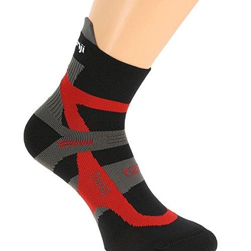 Decathlon Kalenji kapteren Trail Running - Calcetines para mujer Rojo rojo: Amazon.es: Deportes y aire libre