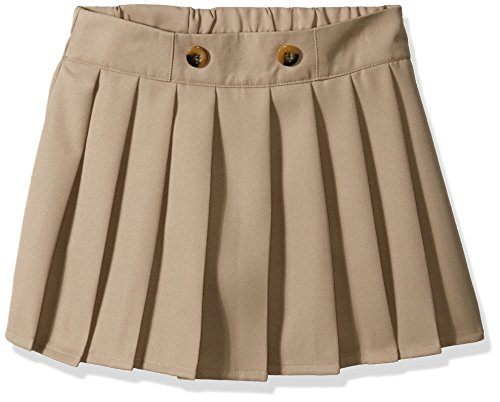 Double Button Front Skirt - 5