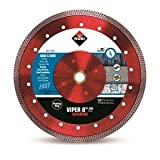 Rubi Tools Viper 8' Wet Diamond Blade USA Ref.31940