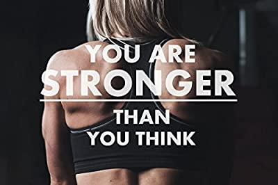 Fitness Motivation Posters Inspiration Quotes Wall Art Decals Workout Bodybuilding Fabric Silk Poster Prints size 24x36 inches GmOb17