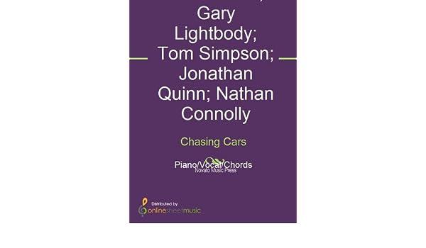 Chasing Cars - Kindle edition by Gary Lightbody, Jonathan Quinn ...