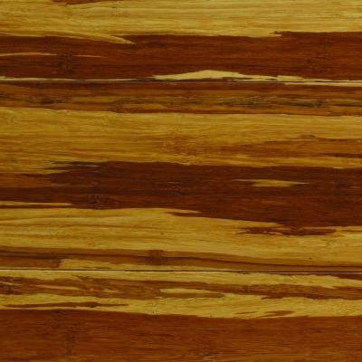 Strand Woven Natural Tigerstripe 1/2 in. Thick x 5-1/8 in...