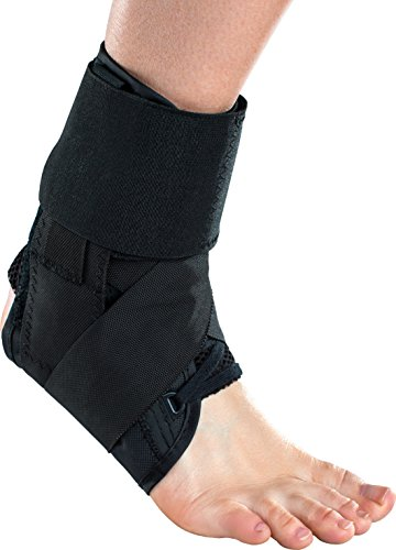 DonJoy Stabilizing Speed Pro Ankle Support Brace, X-Small