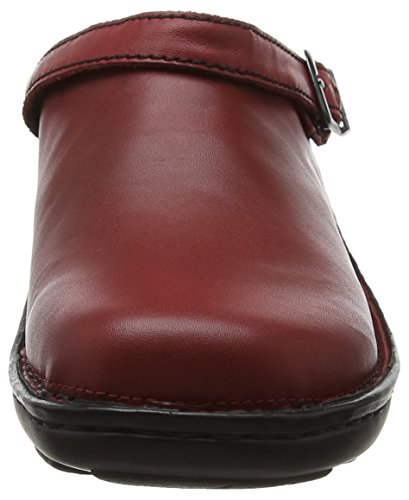 Betsy Hibiscus Clogs Red Seibel Women's Josef 8q40YwW
