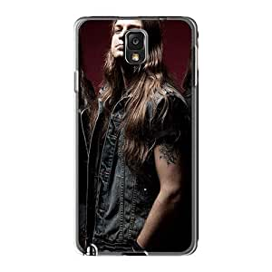 Samsung Galaxy Note3 NKs8560YqIK Provide Private Custom Beautiful Megadeth Band Image High Quality Hard Phone Cover -JohnPrimeauMaurice