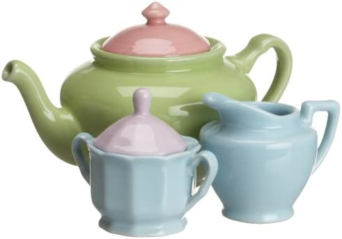 Rosanna Tea For Me Too, Gift-boxed Children s Tea Set, Service for 4