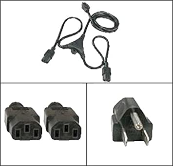 4FT UL Approved Computer Power Adapter Supply Cable