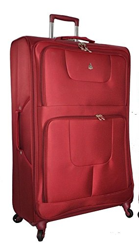Extra Large World Lightest, Ultra Light 4 Wheel Suitcases, 360 ...