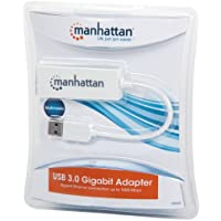 Manhattan USB 3.0 Gigabit Ethernet Adapter (506847)