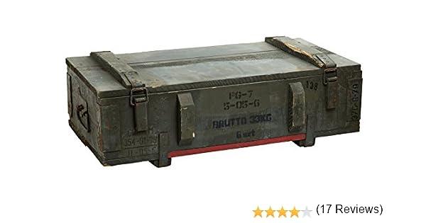 Caja de munición PTM-Caja para guardar CA CA 81x 51x 31cm Militar ...