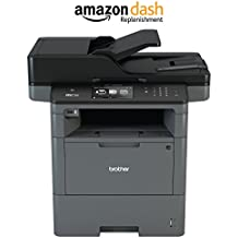Brother MFCL6800DW Business Laser All-in-One, Mid-Size Workgroups with Higher Print Volumes, Amazon Dash Replenishment Enabled