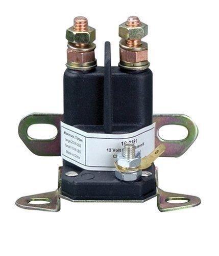 Briggs Stratton 5409K 3Terminal 12v Starter Solenoid Power Hand Tools ..(from#_zuperstore, #UGEIO29322156428247