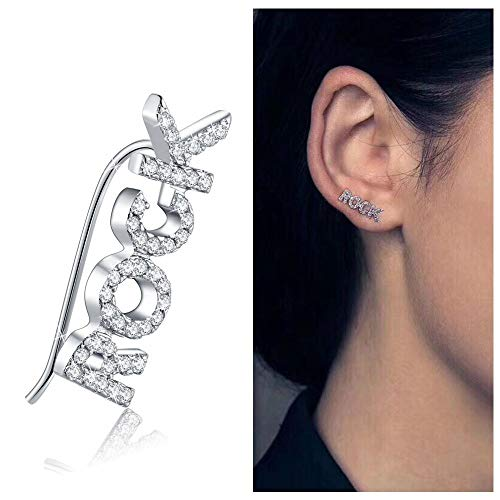 Clover Ear Cuff - LOVE&CLOVER Unique Single Ear Climbers