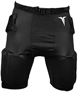 TITIN The Force Weighted Compression SHORTS System - X-Small