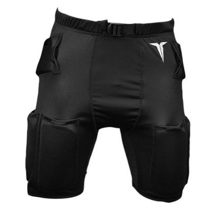 The TITIN Force Weighted Compression SHORTS System (2X-Large)