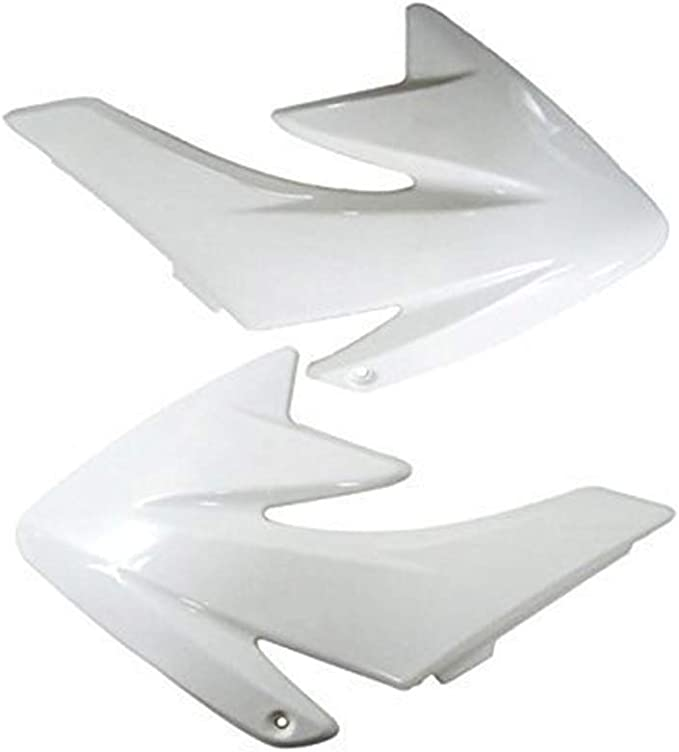 WPHMOTO Plastic Fairing Kit Fender Parts and Seat for CRF70 CRF 70 Dirt Pit Bike Black