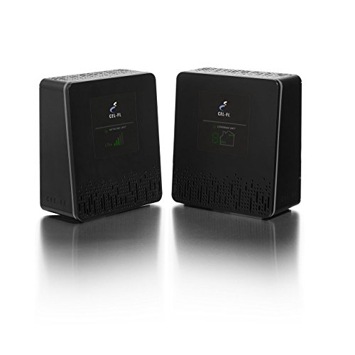 Nextivity Cel-fi DUO 3G/4G/LTE Cell Phone Signal Booster - for T-Mobile Cellular Service by Cel-Fi