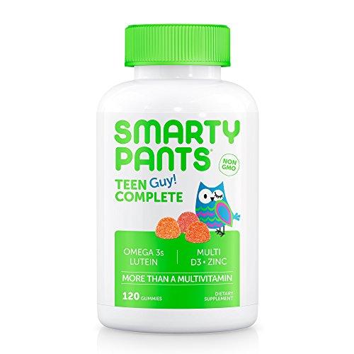 SmartyPants Teen Guy Complete Gummy Vitamins: Multivitami...