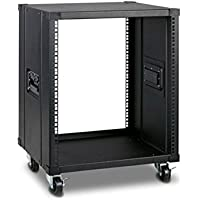 Monoprice 12U 450mm Depth Simple Server Rack - GSA Approved