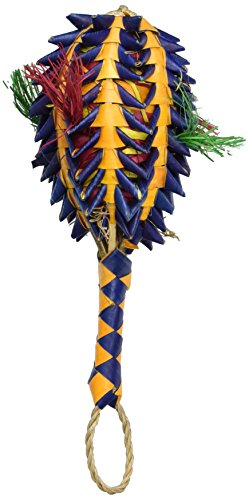 Planet Pleasures Pineapple Foraging Toy, Medium