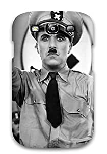 Galaxy Case Cover Skin For Galaxy S3 The Great Dictator