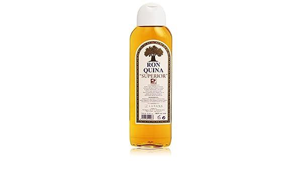 Amazon.com: RON QUINA SUPERIOR loción anti-caída 750 ml: Beauty