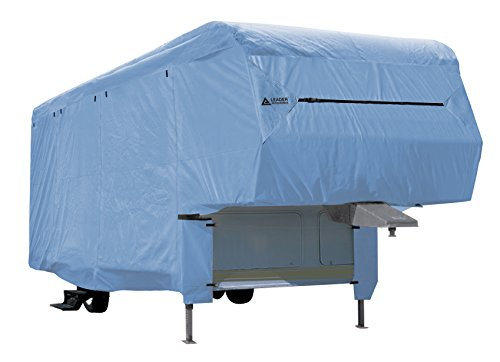 Leader Accessories Blue 5th Wheel Cover RV Cover Fits (37'-41')